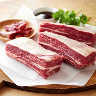 Fresh Beef Spare Ribs 1kg M Amp M Master Butchers